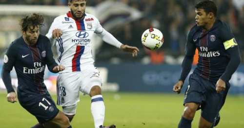 Foot - L1 - OL - PSG-OL : Nabil Fekir est bien titulaire