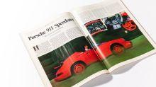 1993 Porsche 911 Speedster Road Test