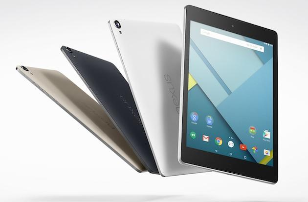 Amazon UK and Google open Nexus 9 pre-orders: prices start from £319