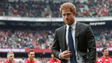 Prince Harry backs review of rugby chant 'Swing Low, Sweet Chariot'