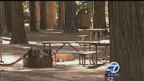 Yosemite campers forced to cut trips short