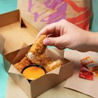 Taco Bell dives into the fried chicken wars with its Crispy Tortilla Chicken