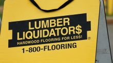 Lumber Liquidators to pay regulators $33 million in flooring scandal settlement