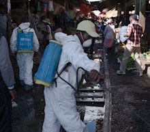 In A Single Week, Plague Cases More Than Doubled In Madagascar