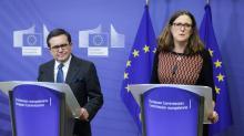 México y la UE alcanzan acuerdo inicial sobre nuevo tratado comercial
