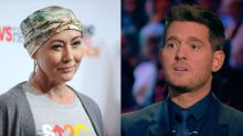 Shannen Doherty speaks about Michael Bublé's son's 'devastating' cancer diagnosis