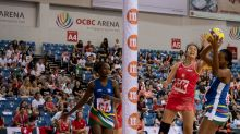 Singapore snatch dramatic 54-54 draw in Netball Nations Cup opener against Namibia