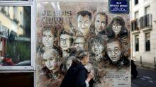 """Macron verteidigt vor """"Charlie Hebdo""""-Prozess Recht auf Blasphemie"""