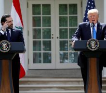 Lebanese prime minister stays silent as Donald Trump mistakenly says he is fighting Hezbollah