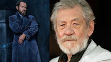 Ian McKellen says 'it's a pity' Dumbeldore is not explicitly gay in 'Fantastic Beasts 2'