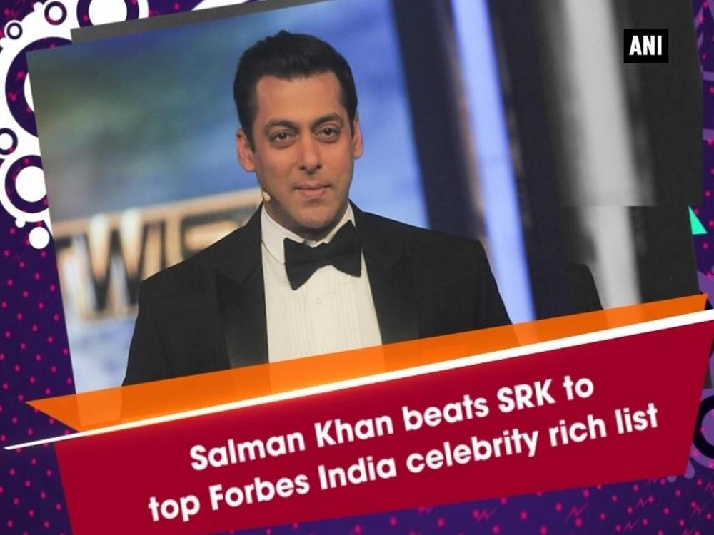 Forbes India celeb rich-list: Salman rules; Deepika only ...
