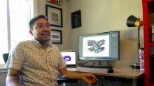 Alaska Native artist creates stamp for Postal Service