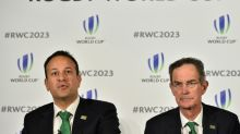 Irish PM urges Rugby World Cup chiefs to 'make history'