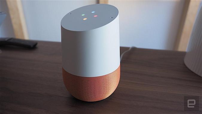 Google Home now plays nice with Sony speakers and Android TVs