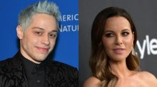 Kate Beckinsale Says Pete Davidson Comes With His 'Own Bag of Mischief'
