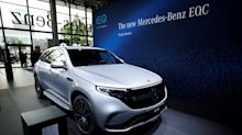 Daimler to build 50,000 Mercedes EQC models this year