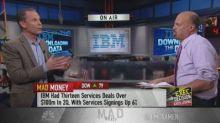 Big banks like Deutsche choose IBM to run their blockchai...