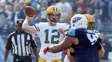 Booms and Busts: Aaron Rodgers pumps up the volume