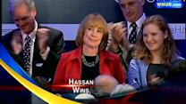 Governor-elect Maggie Hassan discusses victory