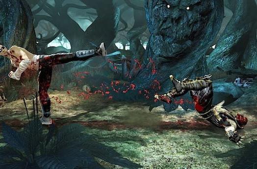 Mortal Kombat to keep fighting online despite GameSpy closure