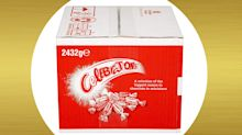 Our favourite Black Friday deal? This giant 2.5kg box of Celebrations