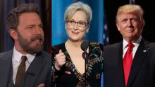 Ben Affleck brilliantly defends Meryl Streep against Trump's 'overrated' comment