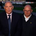 Harry Dunn's parents give tearful account of finding dying son to US TV
