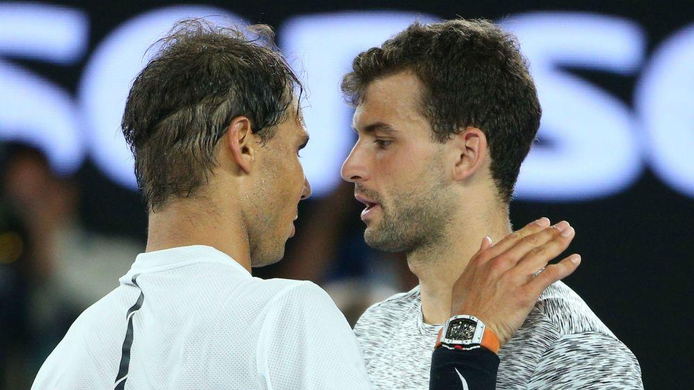 Nadal & Dimitrov set for Beijing showdown, Zverev secures ATP Final spot