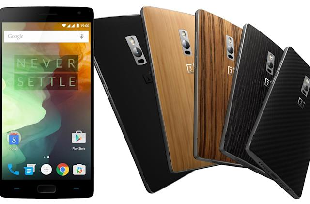 Engadget giveaway: Win a OnePlus 2 smartphone!