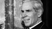 Catholic dioceses spar over Archbishop Sheen sainthood