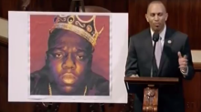 Brooklyn Congressman Hakeem Jeffries owns Biggie Smalls' 'Juicy'