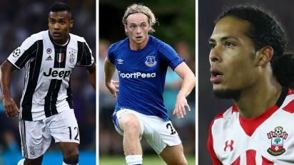 Gossip: Chelsea 'target Van Dijk and Davies in £150m spree', Liverpool 'want Benzema'