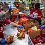 Families Strained by the Pandemic Are Turning to Food Banks Struggling to Keep Up