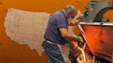 Eleição nos EUA: como é o 'cinturão de ferrugem', região que pode definir o próximo ocupante da Casa Branca
