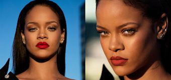 Rihanna's 'Stunna' red lip is taking over internet