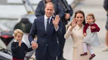Kate and William will accompany Prince George on his first day of school