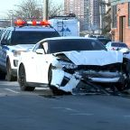 Crash in Brooklyn leaves 1 woman dead, 1 seriously injured