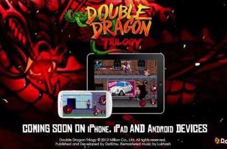 Double Dragon Trilogy takes the fight to iOS, Android