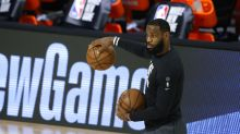LeBron James out with sore right groin for Thursday's Lakers-Rockets matchup