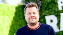 No one is more excited about the Spice Girls reunion than James Corden
