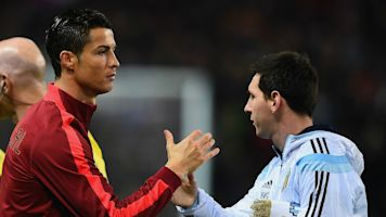 Los números de Messi vs. Cristiano Ronaldo en Mundiales: partidos, goles y asistencias