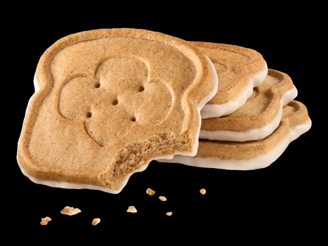 A new flavor of Girl Scout Cookie joins the roster. Inspired by French toast, the Toast-Yay! cookie promises to be a hit in the coming year.
