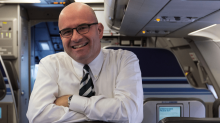 JetBlue Senior Executive Marty St. George Is Leaving the Airline