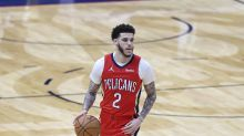 Lonzo Ball 'would love to' return to Pelicans next season as restricted free agency looms