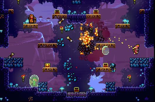 PlayStation Blog details Towerfall: Ascension's Quest, Trials modes