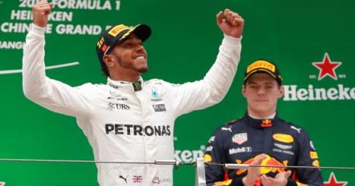 F1 - GP de Chine - Lewis Hamilton : «Le championnat le plus serré que j'aie connu»