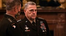 Quarantined, top US general assures US remains well-protected