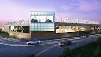 Chicago outlet mall opening in Rosemont, near O'Hare