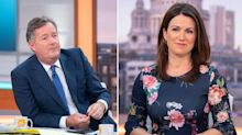 Susanna Reid says she's sick of men telling her how to be a feminist