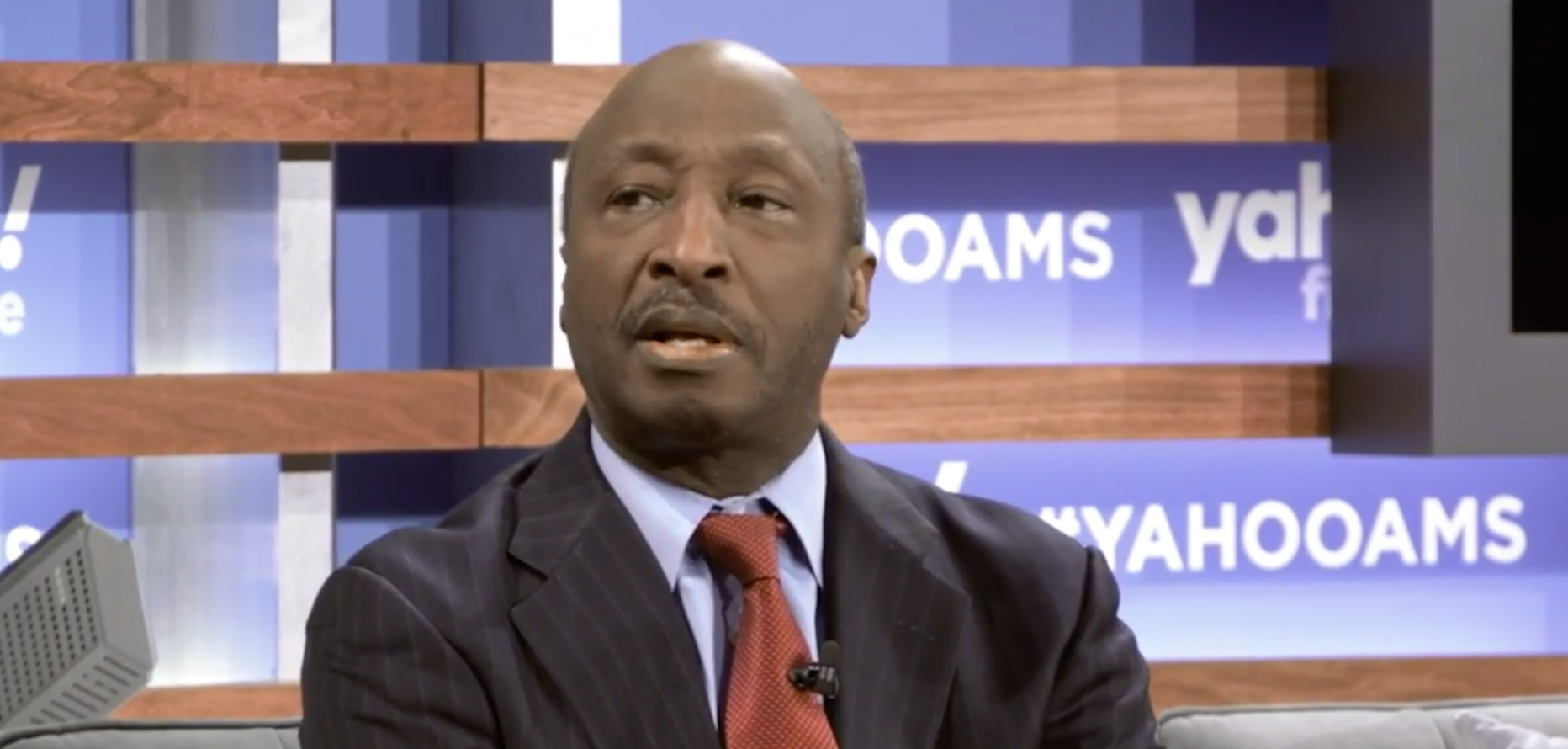 Merck CEO Kenneth Frazier seems skeptical of Medicare for all